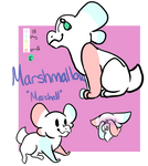 Marshmallow by cat-of-the-unreal