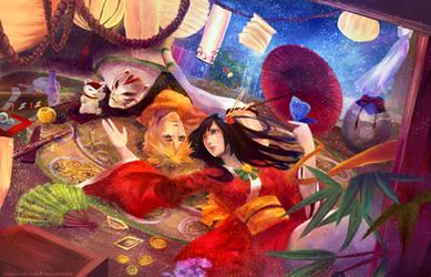 + NARUTO + Wishful Dreams
