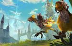 Final Fantasy 14 Heavensward