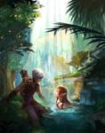 The Hunter by ElinTan