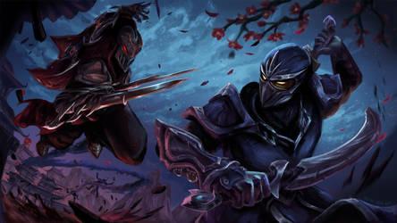 League of Legends - Rivalry