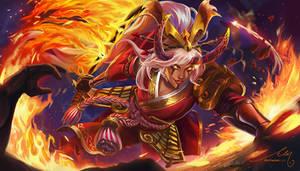 Infernal Blade