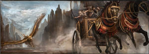 The Book of Kings -- Zahak's Escape