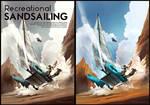 Recreational Sandsailing