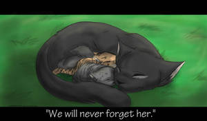 Never Forget by Soft--Cookie