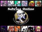 Sabrina Online Tribute Poster
