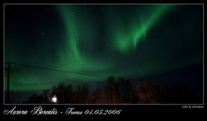 Aurora Borealis III by VampBea