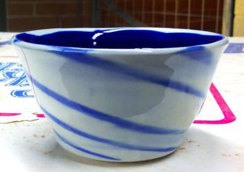 Blue Swirl by befearless247
