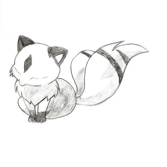 Kirara The Cute Demon Cat By Anim3maniac On Deviantart