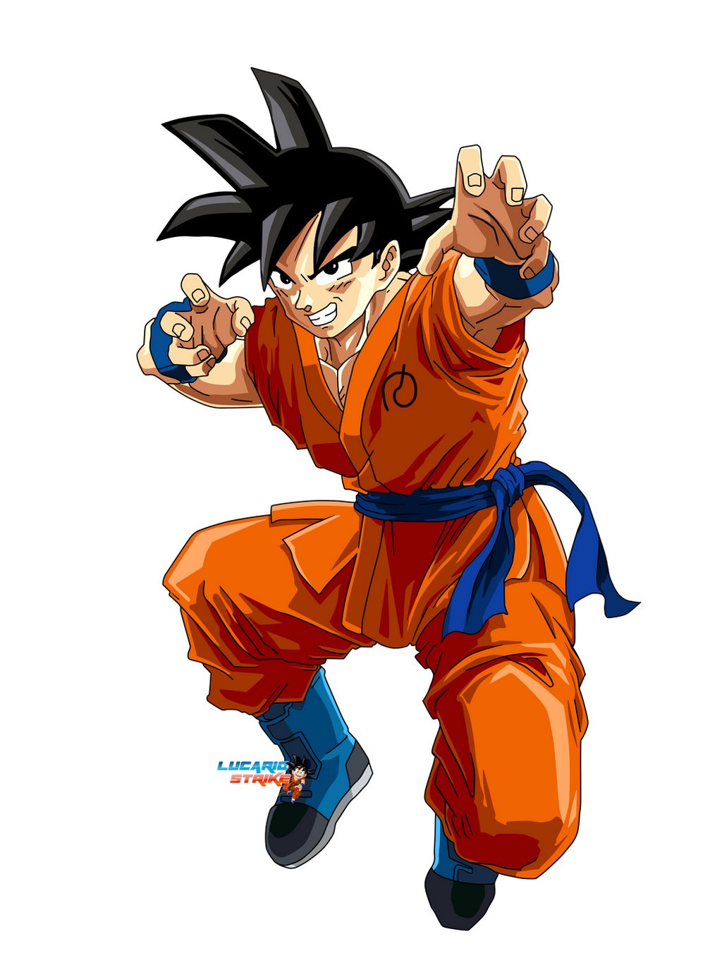 Dragon Ball Z Black Goku