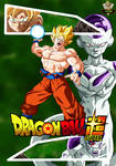 Dragon Ball Super Poster Special