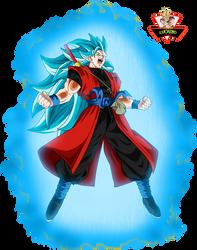 Goku Xeno Ssj3 Blue