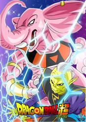 Dragon Ball Super Universe 10 Poster
