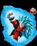 Super Vegetto Xeno Ssj3  Blue