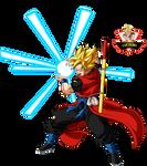 Goku Xeno Kamehameha