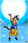 Goku Gt Ultimate Genkidama