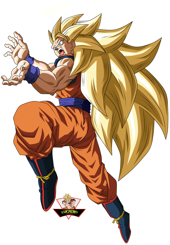 Son Goku Ssj3 by lucario-strike on DeviantArt