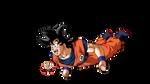 Goku YOKA YOKA DANCE