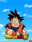 Goku Remake Version Dragon Ball Super