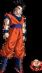 Gohan Mystic Dragon Ball Super