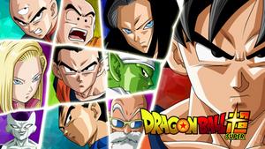 Dragon Ball Super - Universe 7 Wallpaper!