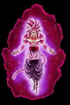 Black Goku Ssj4