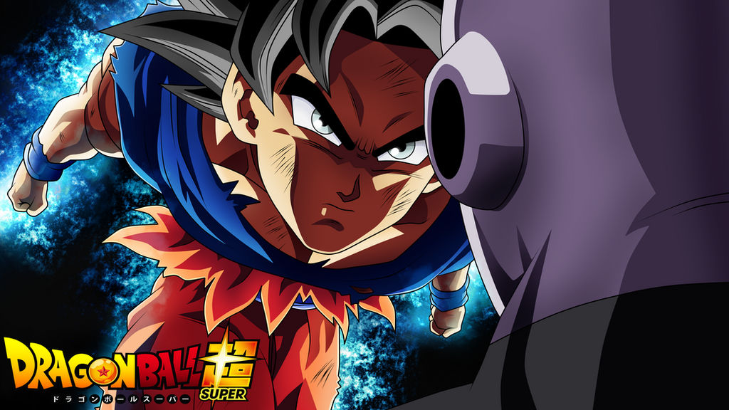 Goku Vs Jiren Ultra Instincto By Lucario Strike On Deviantart