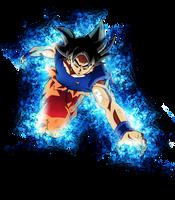 Goku Doctrina Egoista by lucario-strike