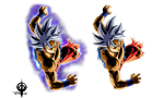 Goku  Migatte no Gokui Ultra Instinct