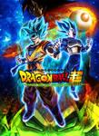 Dragon Ball Super Movie 2018 Poster Ramake
