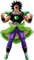Dragon ball Super Broly by lucario-strike