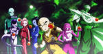Dragon Ball Super - Universo 7
