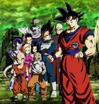 Dragon Ball Super - Universo 7 Ending