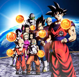 Dragon Ball Super Universo 7 HD