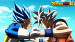 Final Dragon Ball Super   Goku vs Vegeta