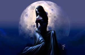 captive of the Moon by cjJoker