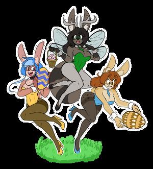 Easter Dorks
