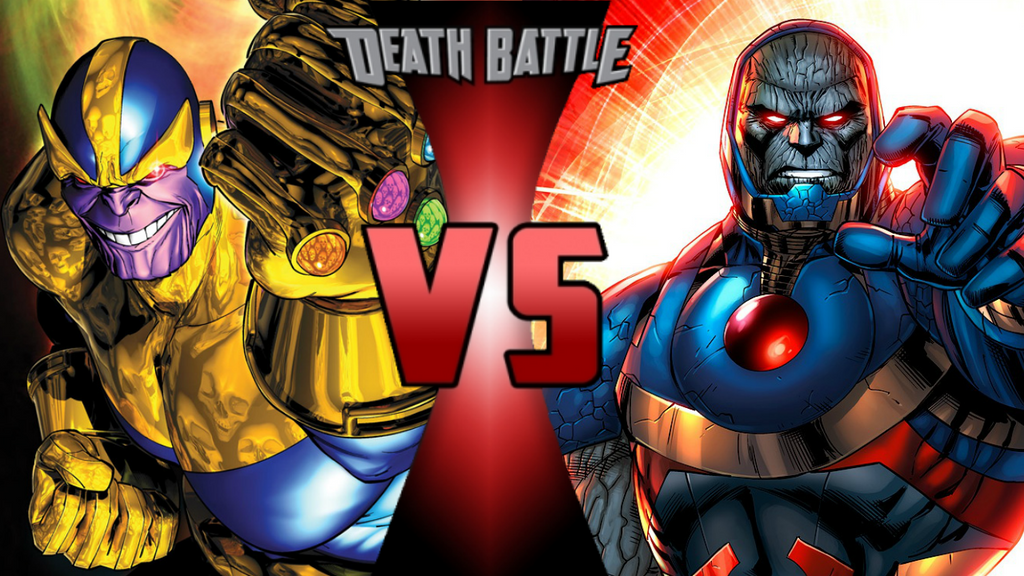 Darkseid Vs Battle Wiki