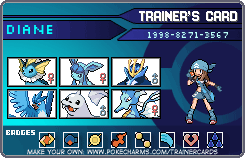 My Trainer Card by Gr8AndPowerfulAroura