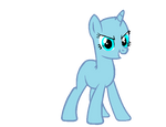 .:BASE:. Look at my awesome pose! //Unicorn