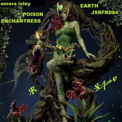 Poison Ivy AMALGAM WITH Enchantress