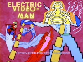ELECTRO videoman VS THE AMAZING ALL STAR FRIENDS