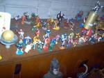 Esculturas De Los Superheroes (210)