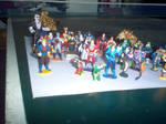 Esculturas De Los Superheroes (294)