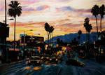 Sunset Boulevard Street