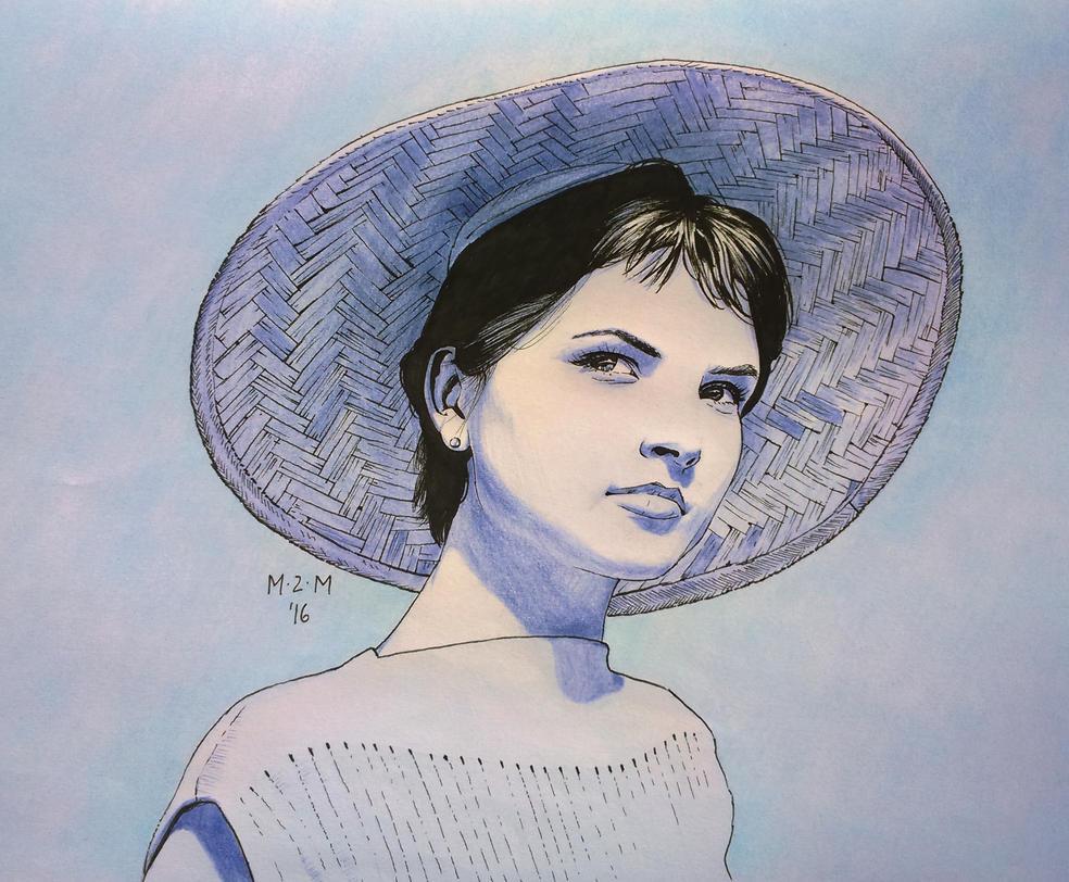 Blue by prinsepolo