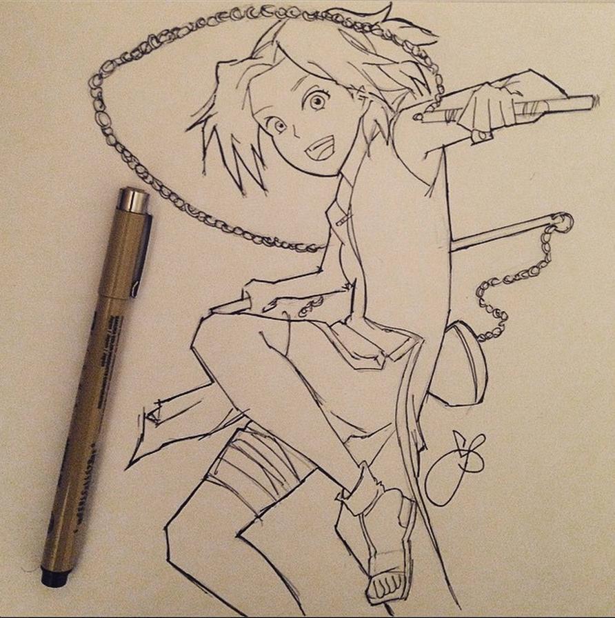Haruno Sakura by Bmbl13