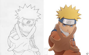 Naruto by Bmbl13