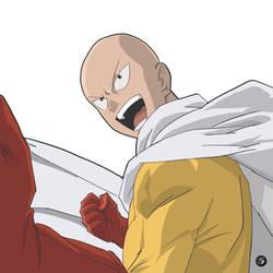 Saitama   OnePunch-Man
