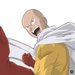 Saitama | OnePunch-Man by Bvinci
